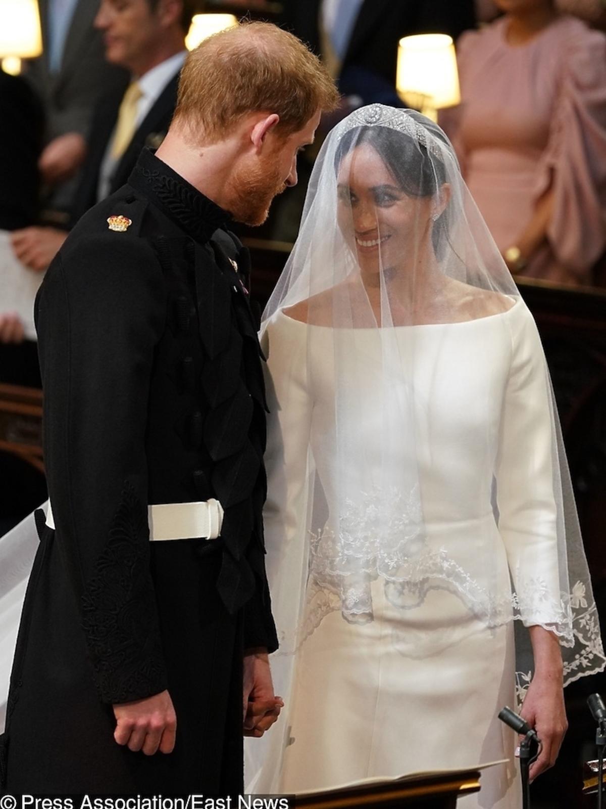 Książę Harry i Meghan Markle złożyli przysięgę