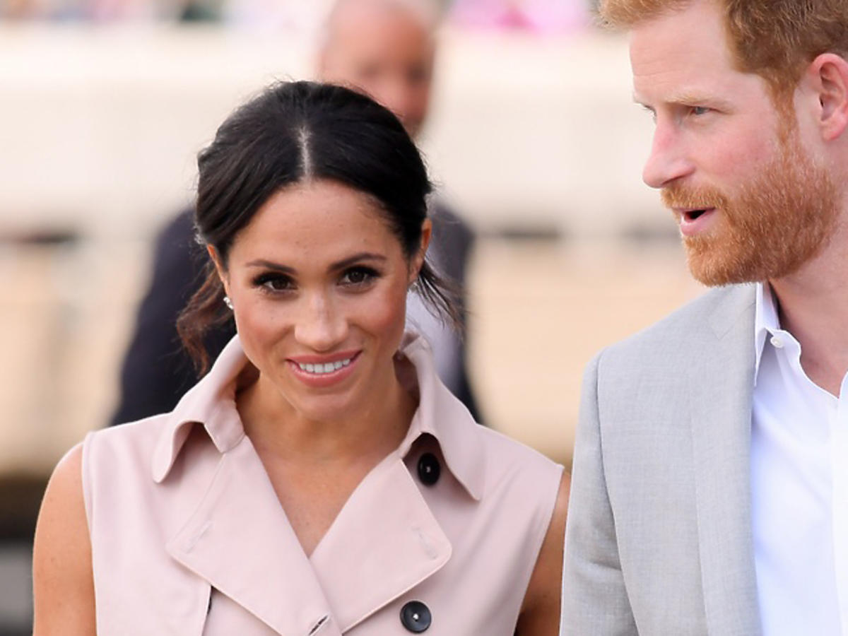 Książę Harry i Meghan postawili warunek!