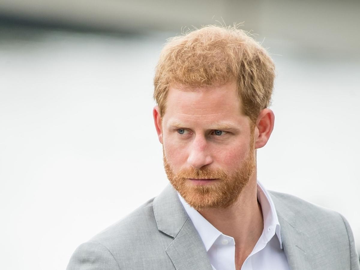Książę Harry w Irlandii