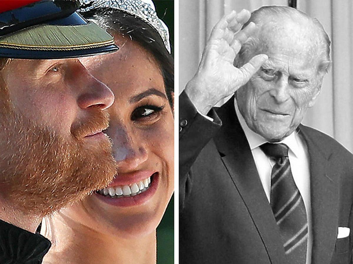 Książę Harry we wzruszającym wpisie żegna księcia Filipa