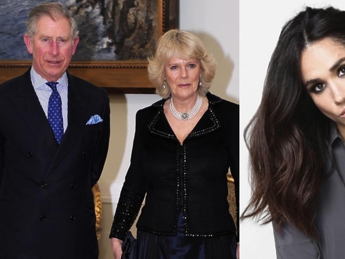 książę Karol, księżna Camilla, Meghan Markle