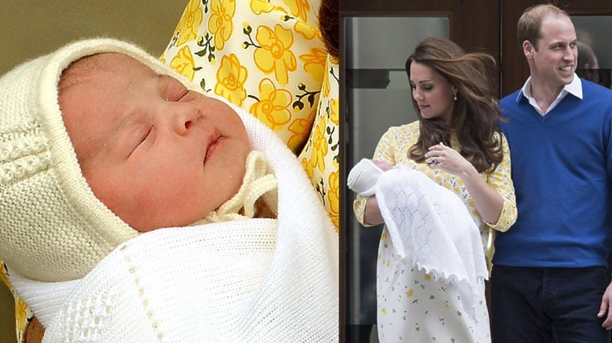 Książe William i księżna Kate nie ubierają swojej córki w sukienki