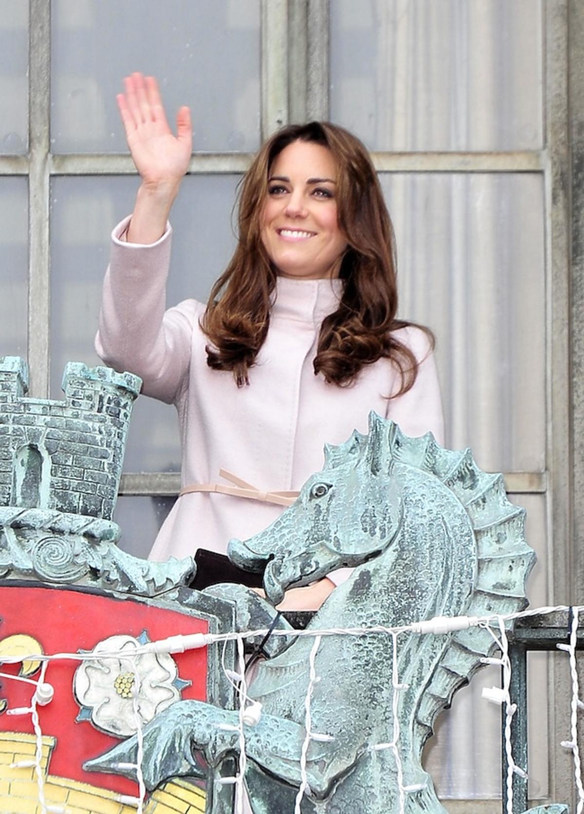 Książę William i księżna Kate w Cambridge