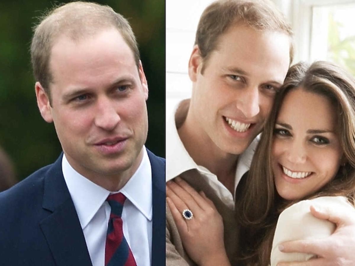 Książę William o narodzinach syna
