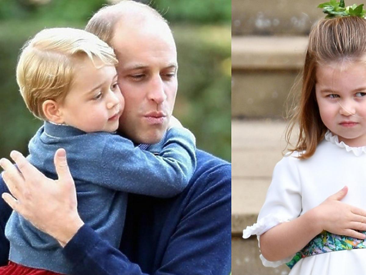Książę William zakazuje dzieciom tych zabaw