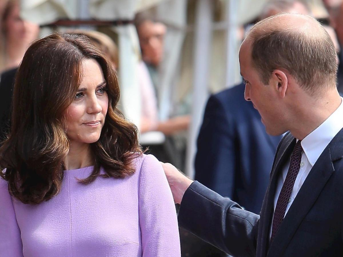 książę William zdradził księżnąKate
