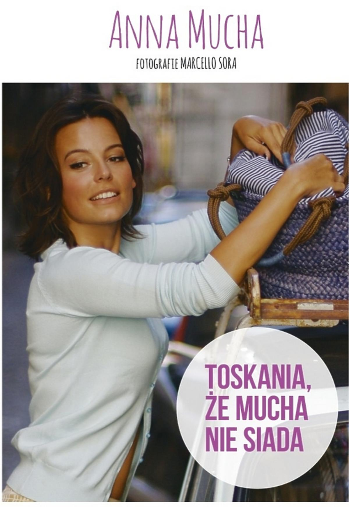 Książka Anny Muchy