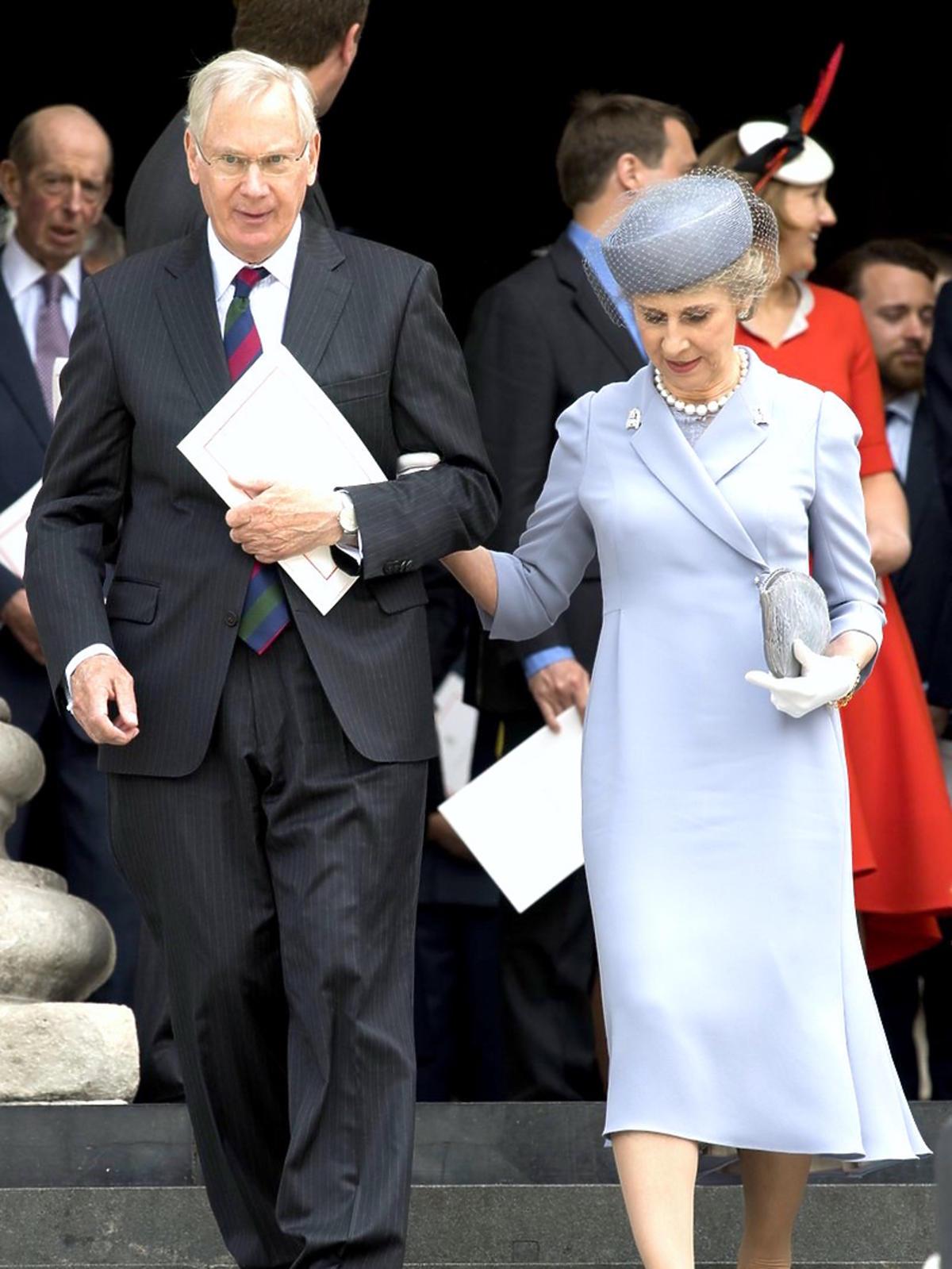Księżna Brygida i książę Ryszard
