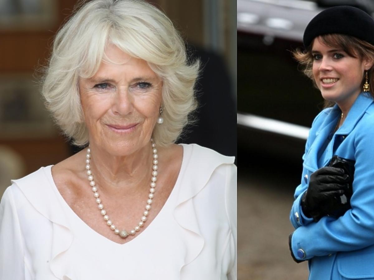 księżna Camilla, księżniczka Eugenia