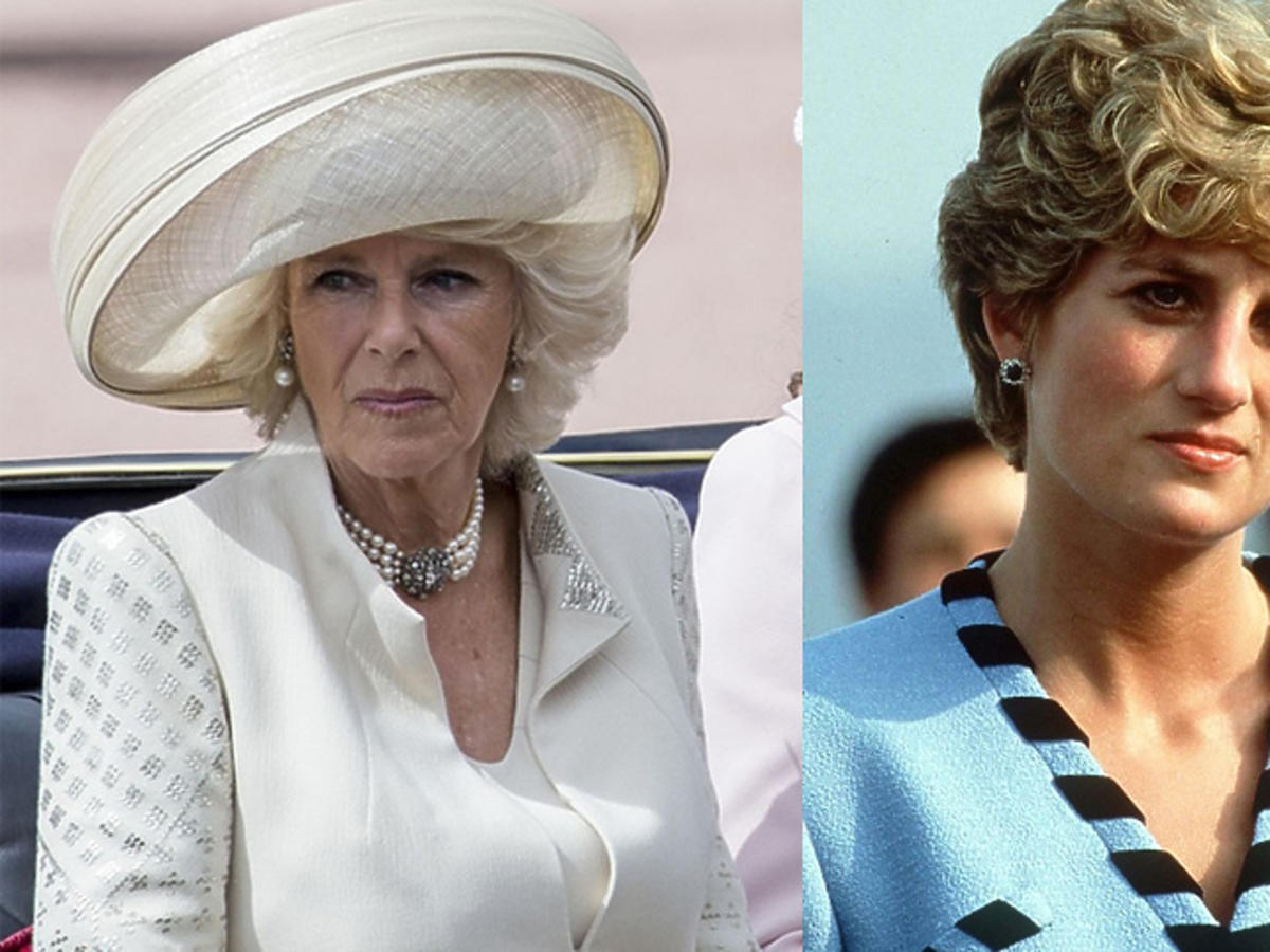 Księżna Diana, Camilla Parker Bowles