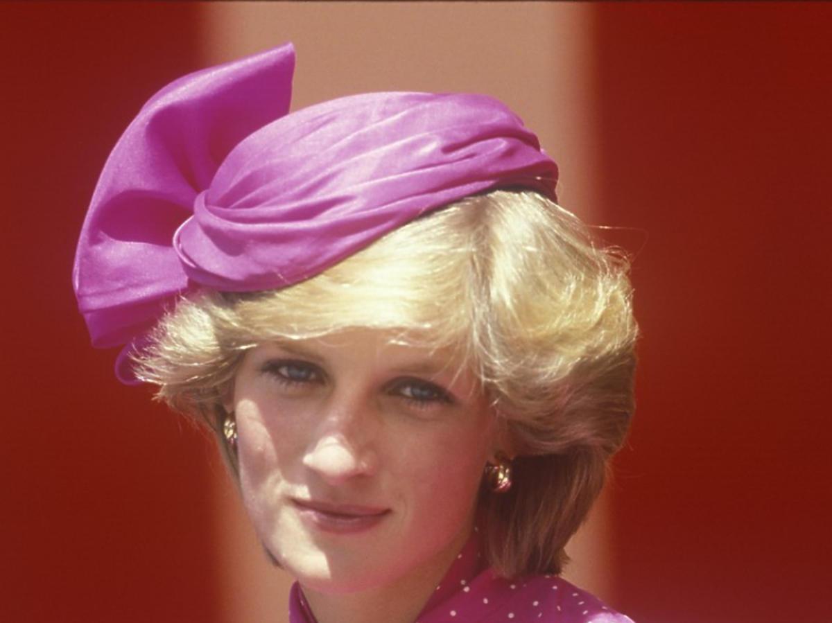 Księżna Diana nowy serwis