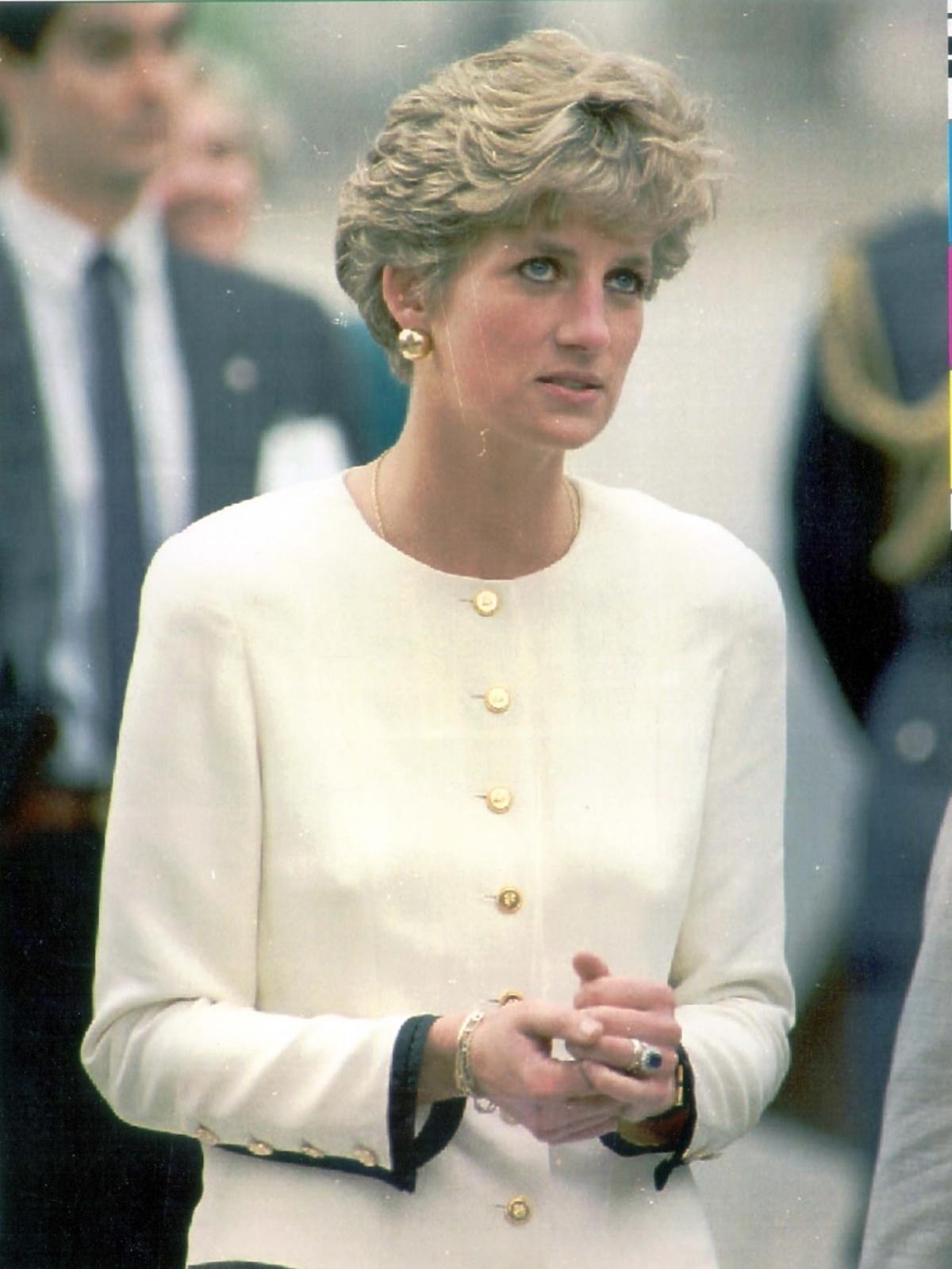 Księżna Diana umarła zbyt młodo