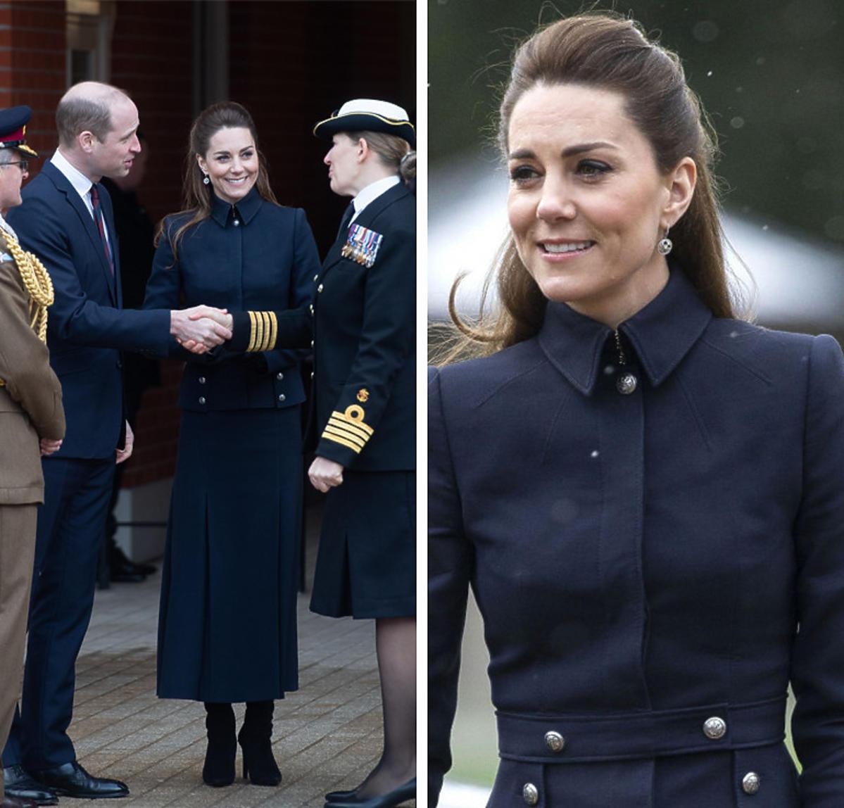 Księżna Kate Alexander McQueen