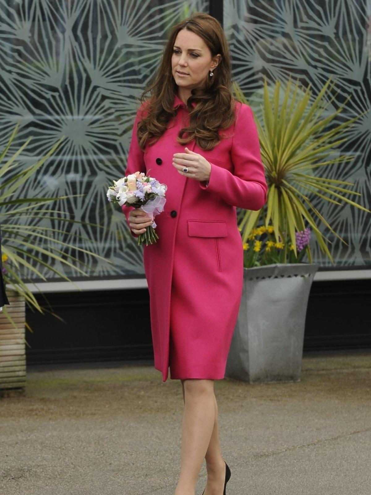 Księżna Kate coraz bliżej porodu