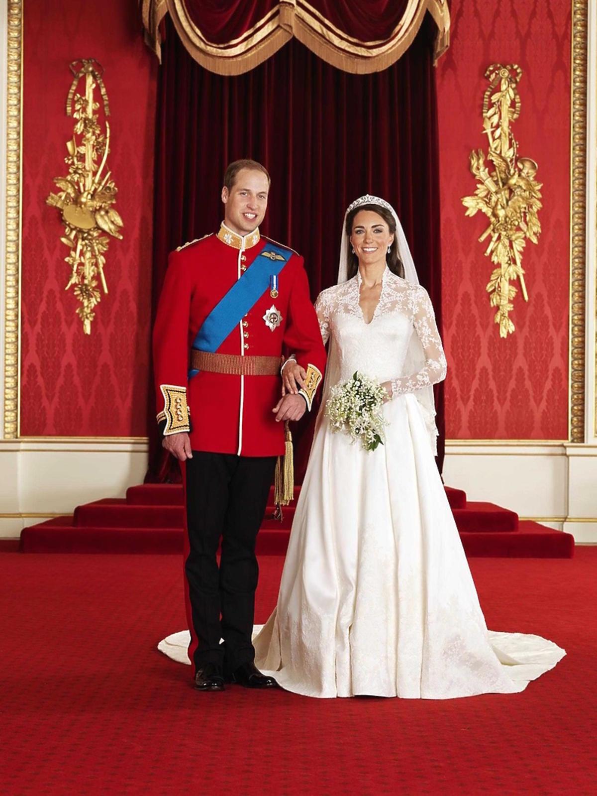 Księżna Kate i książę Harry