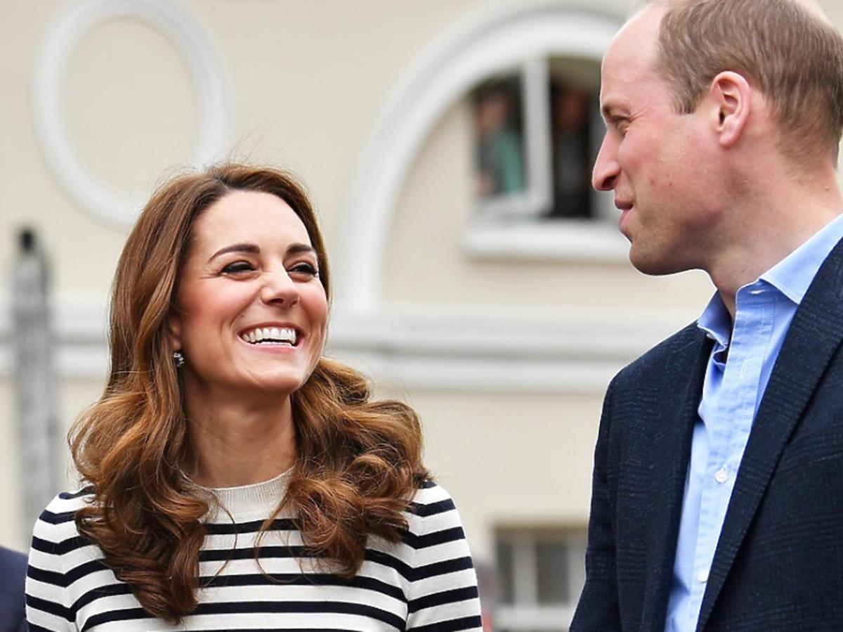 księżna Kate i książę William na regatach