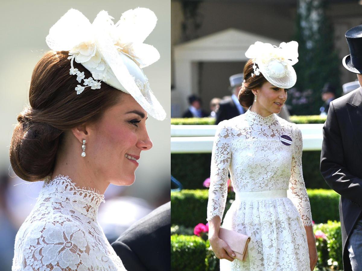 Księżna Kate i książę William na Royal Ascot 2017