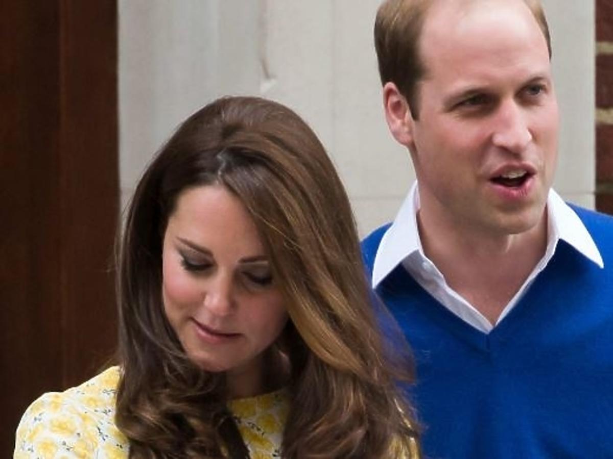 Księżna Kate i książę William pokłócili się o imię dla córki