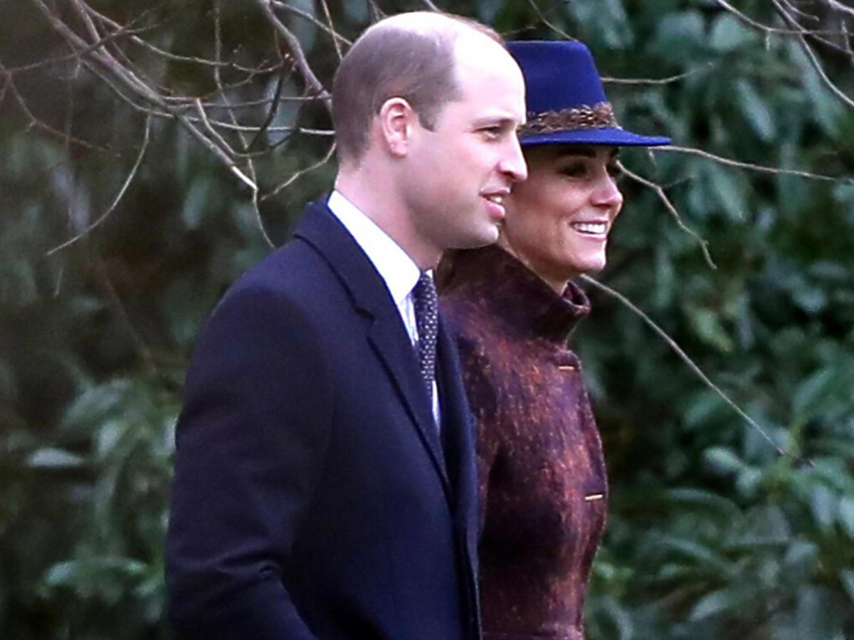 Księżna Kate i William spotkali Rose