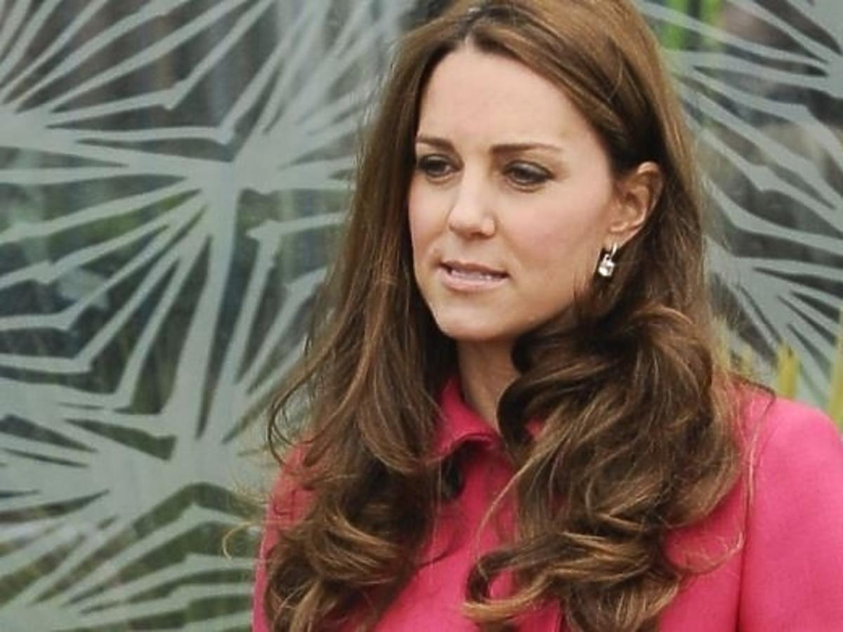 Księżna Kate jako Maryja