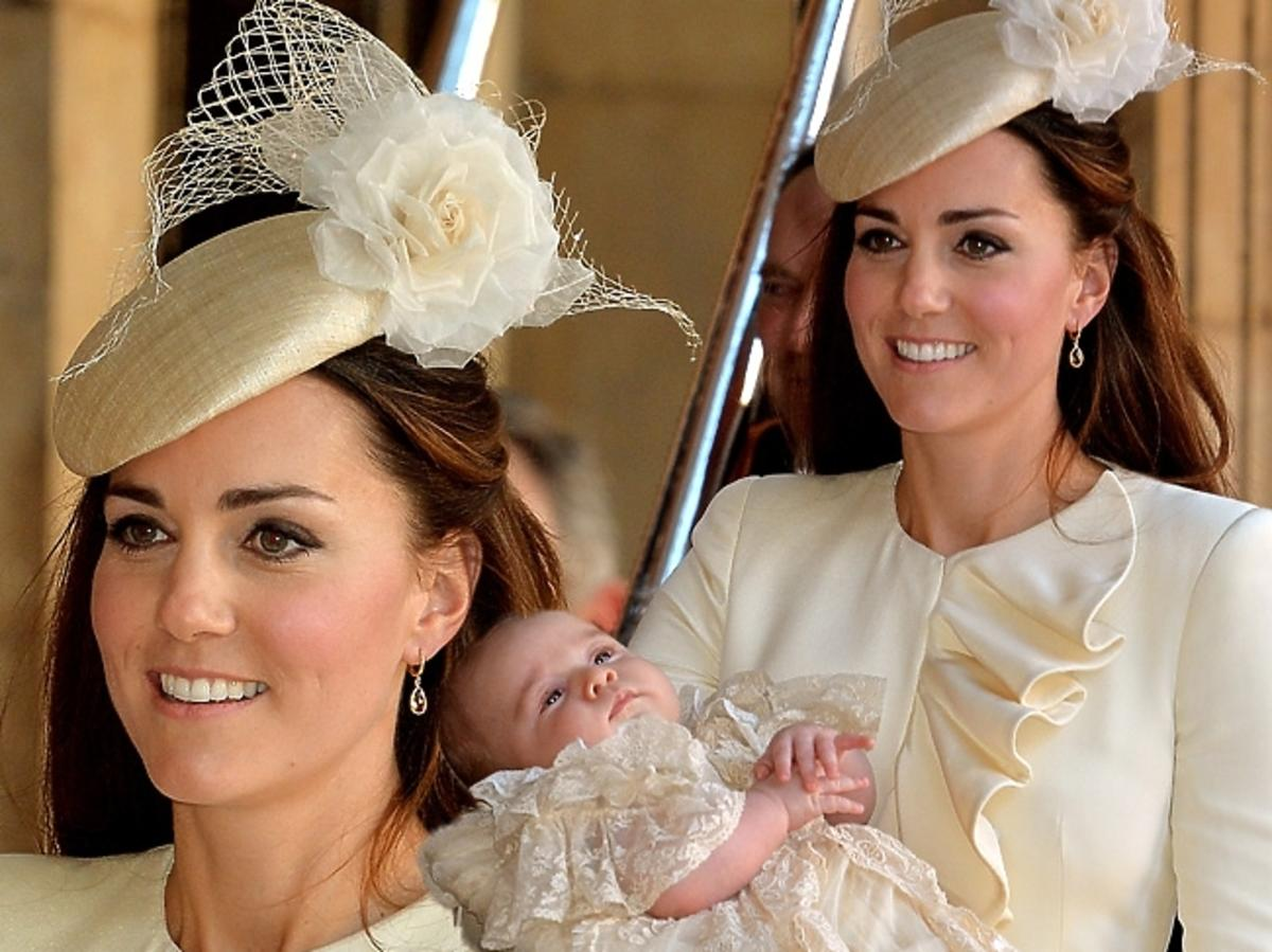 księżna Kate, książę Jerzy