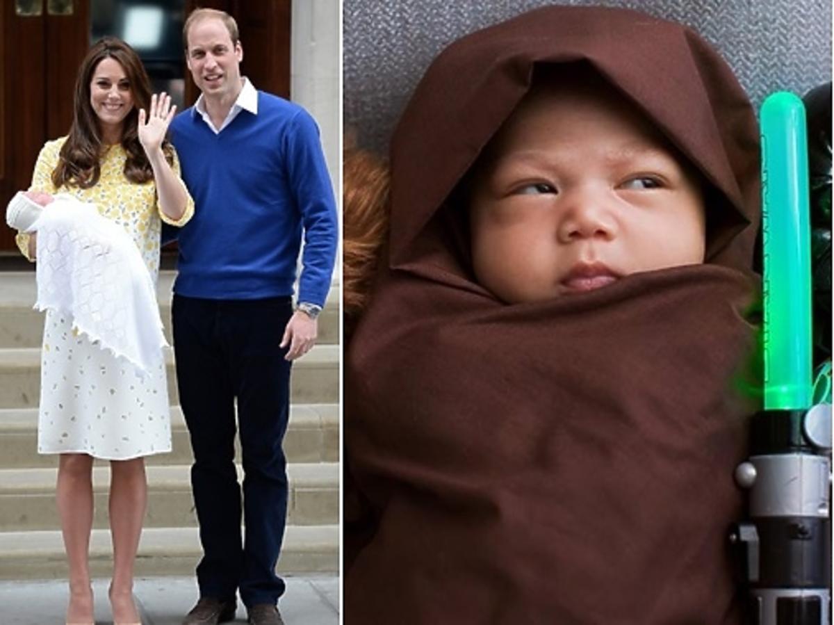 Księżna Kate, książę William, księżniczka Charlotte, Max Zuckerberg, Shakira