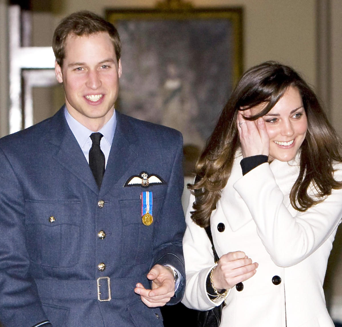księżna Kate, książę William poznali sięna studiach