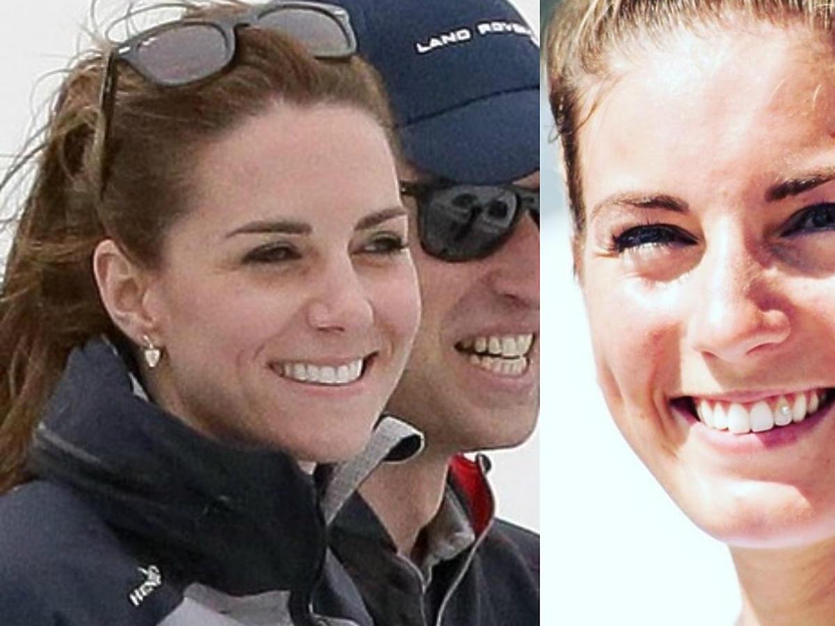Księżna Kate ma sobowtóra! To uczestniczka Olimpiady w Rio. Zobaczcie ZDJĘCIA!