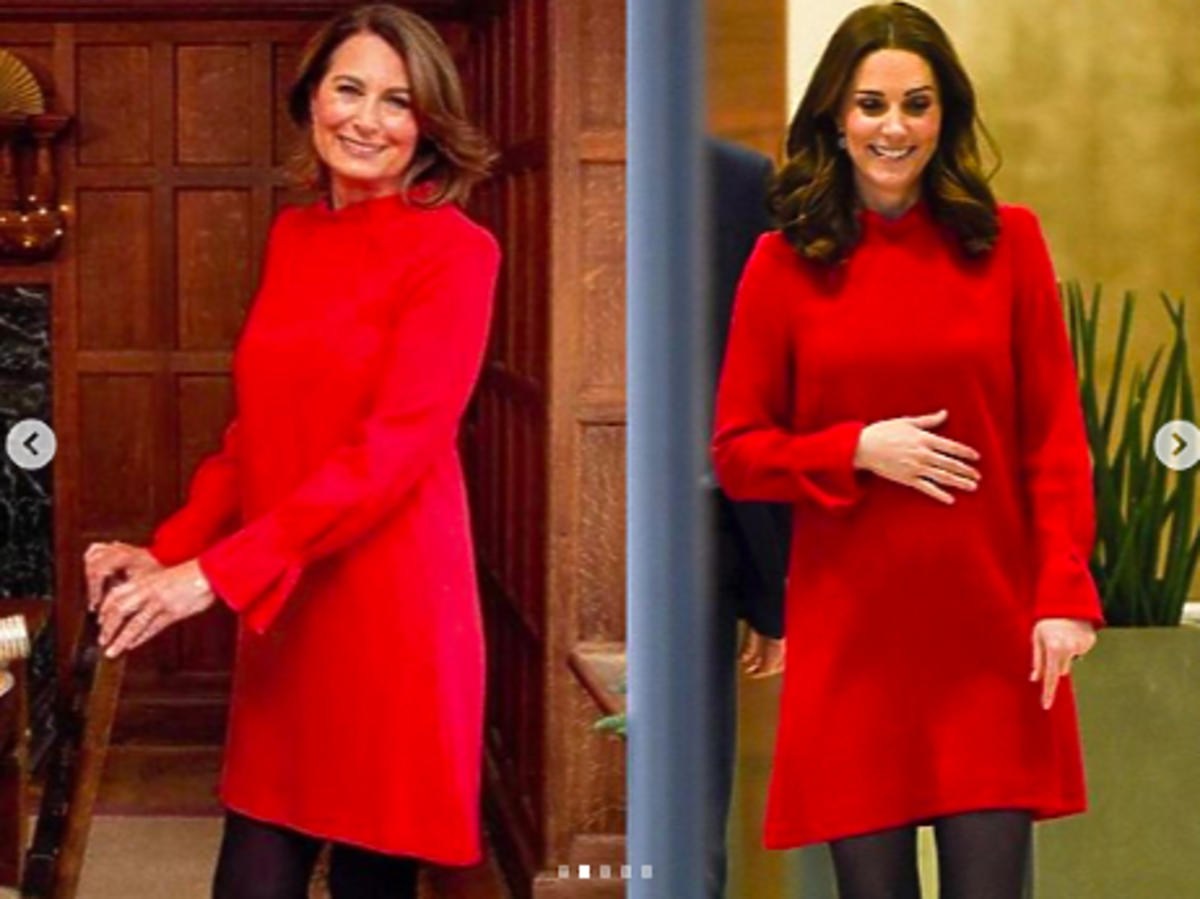 księżna Kate mama