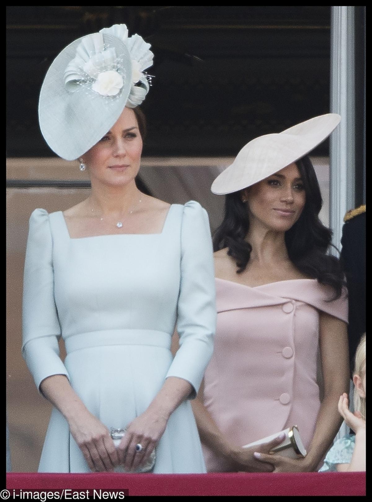 księżna Kate, Meghan Markle,