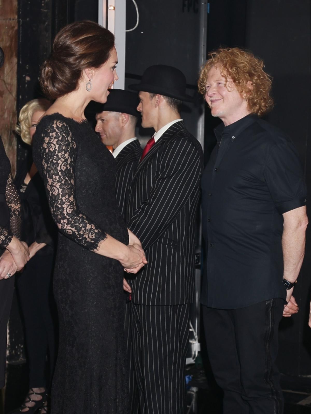 Księżna Kate na imprezie charytatywnej w Londynie