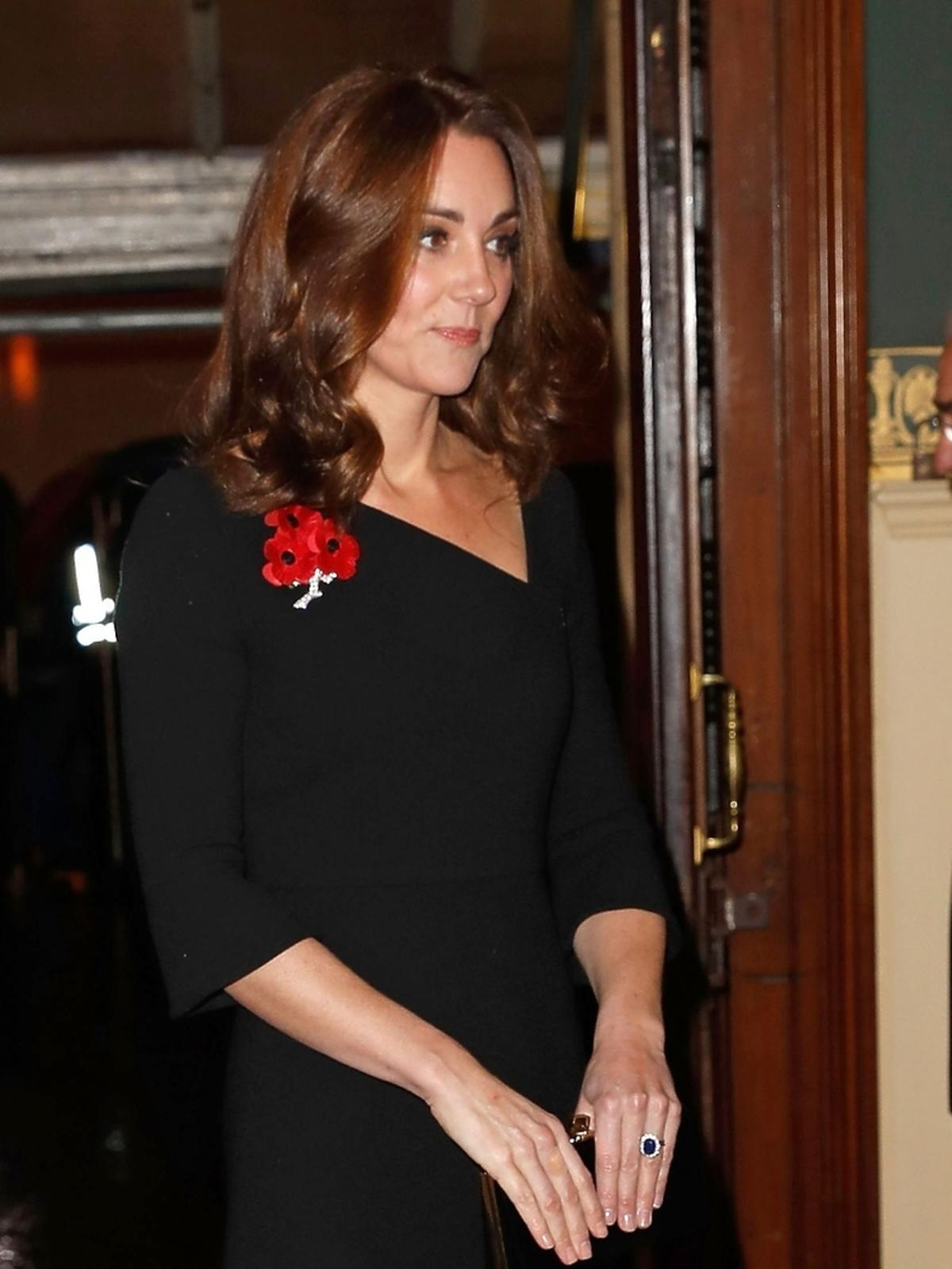 Księżna Kate na obchodach Dnia Pamięci