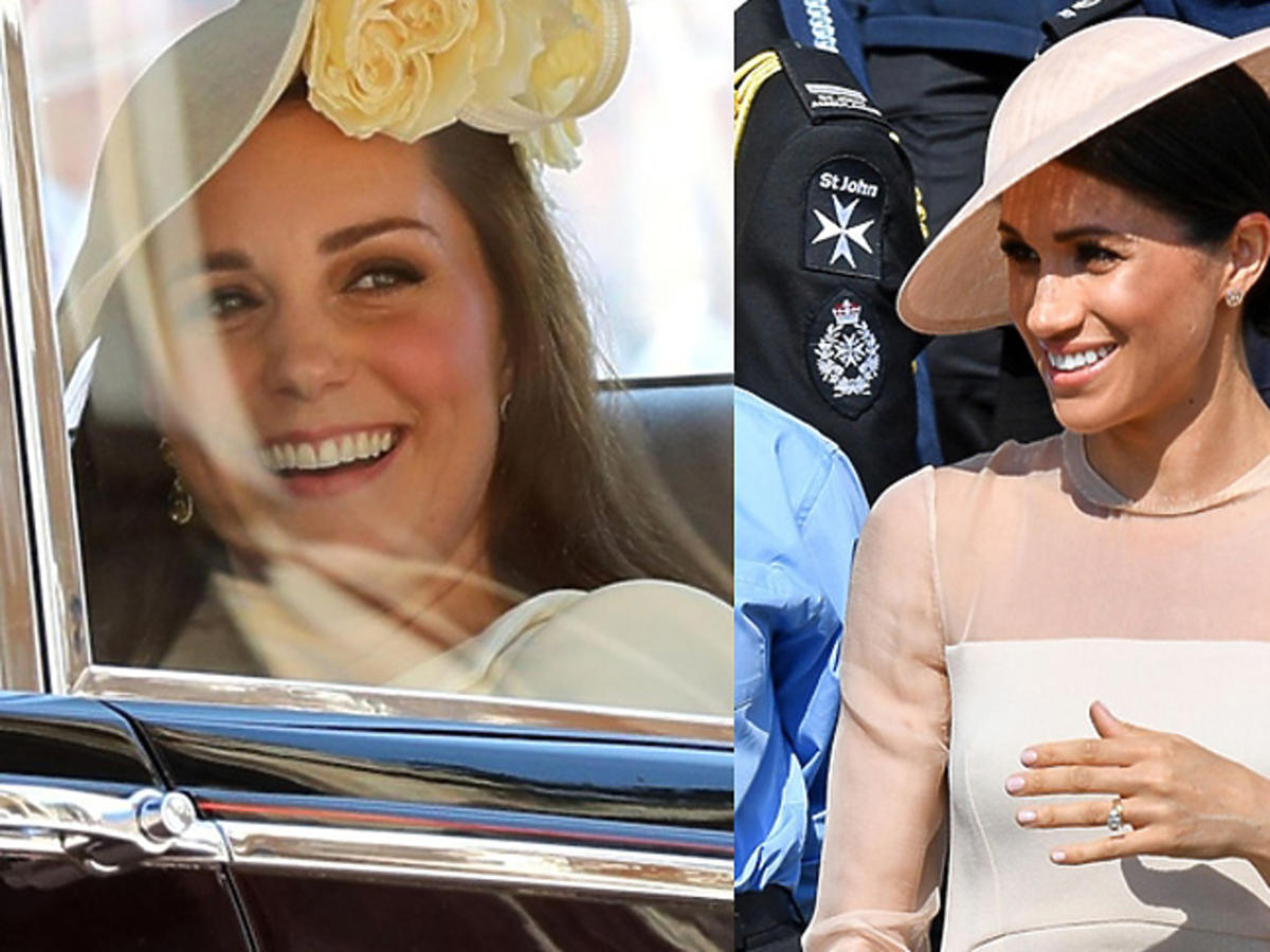 Księżna Kate na ślubie Meghan Markle