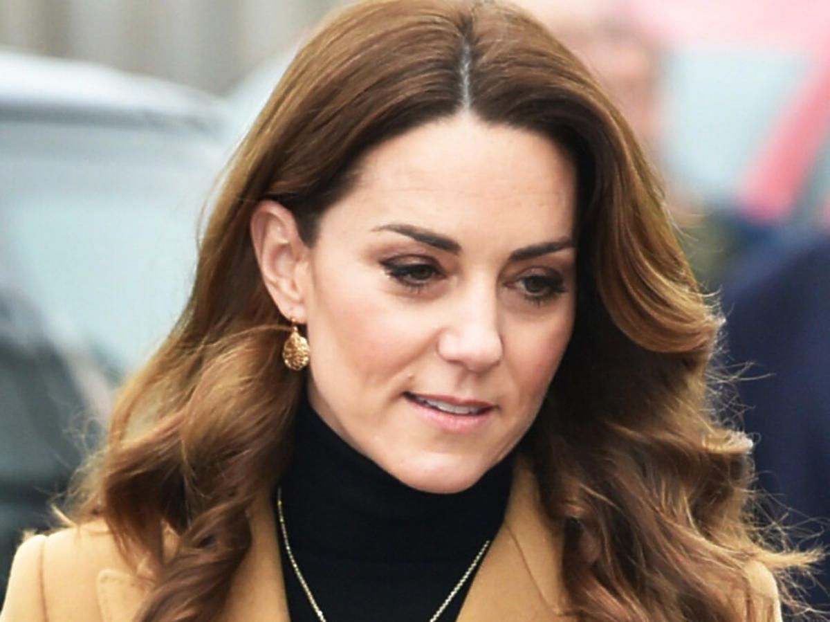 Księżna Kate o ciężkim porodzie