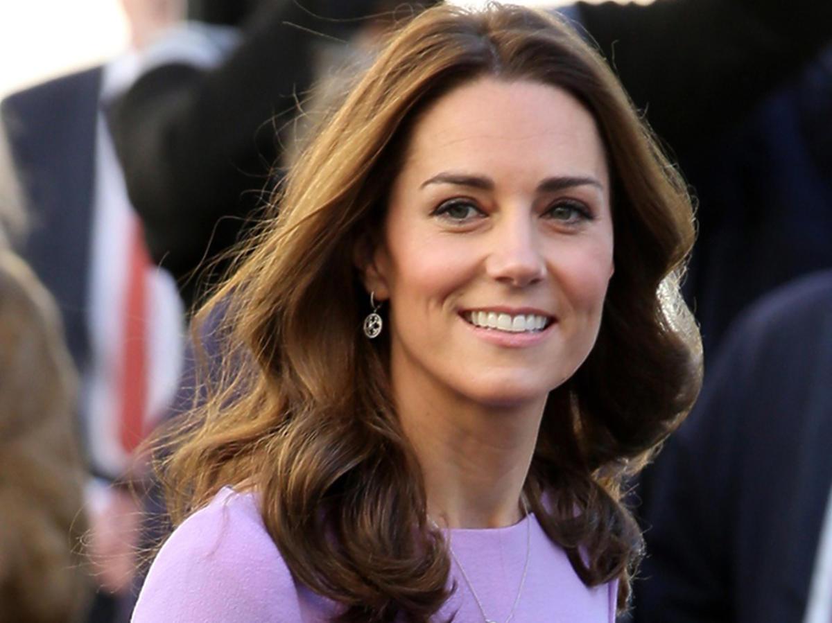 Księżna Kate podczas oficjalnej wizyty