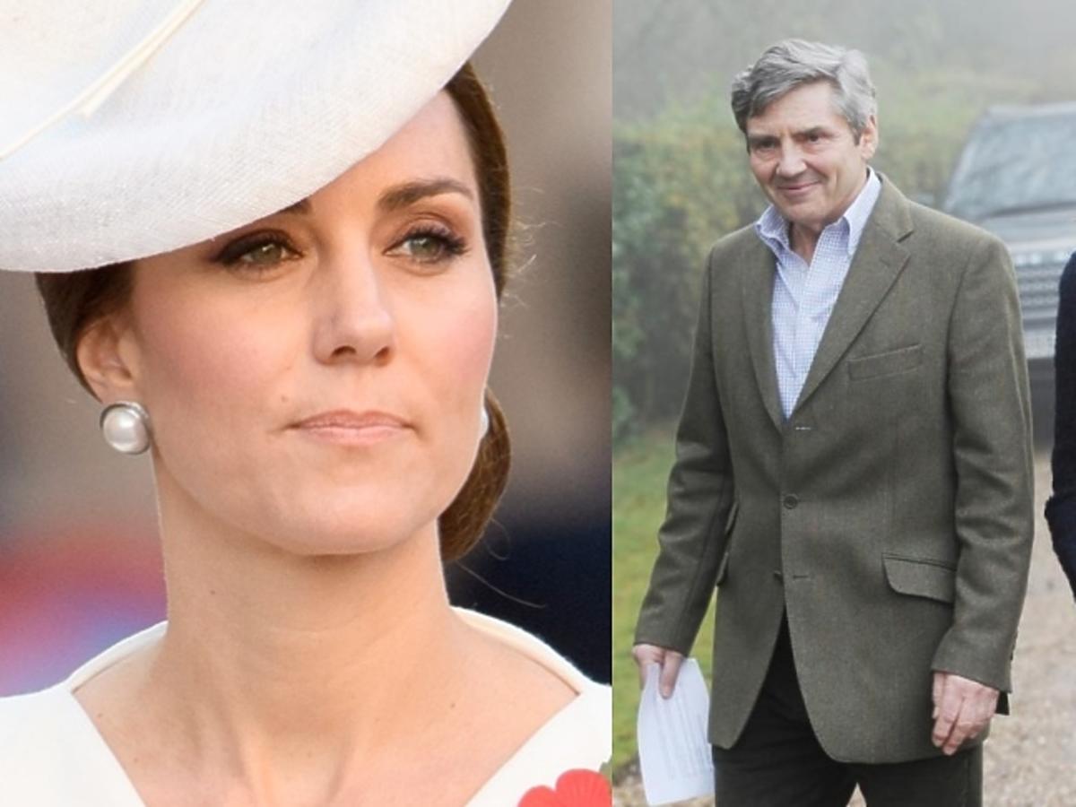 księżna Kate, rodzice księżnej Kate, Mike i Carole Middleton