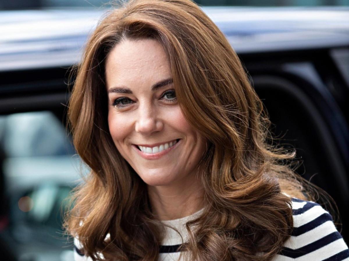 Księżna Kate sweter