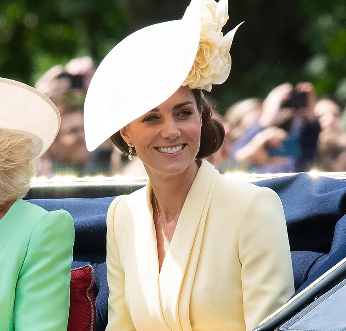Księżna Kate świętuje urodziny królowej Elżbiety II