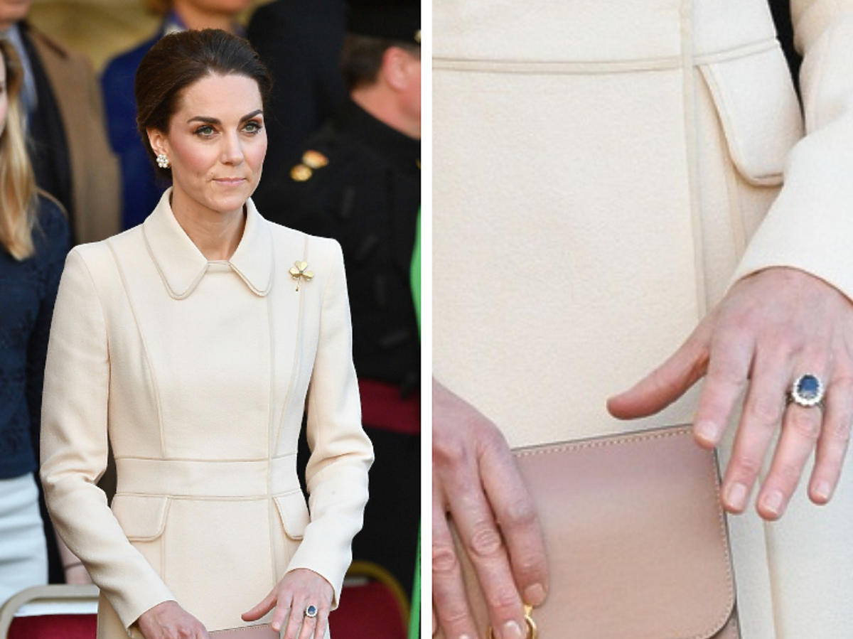 Księżna Kate torebka
