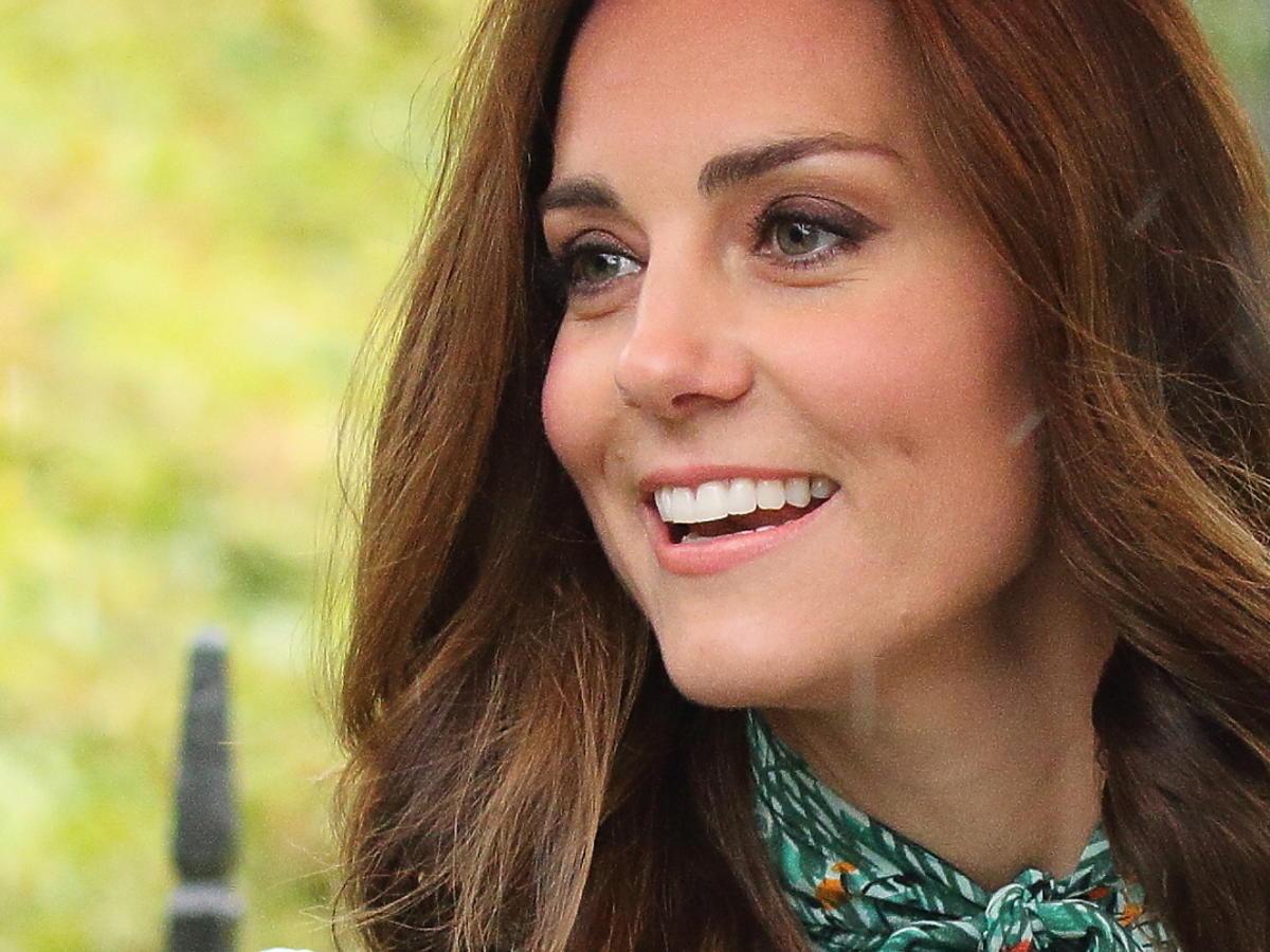 Księżna Kate w ciąży!