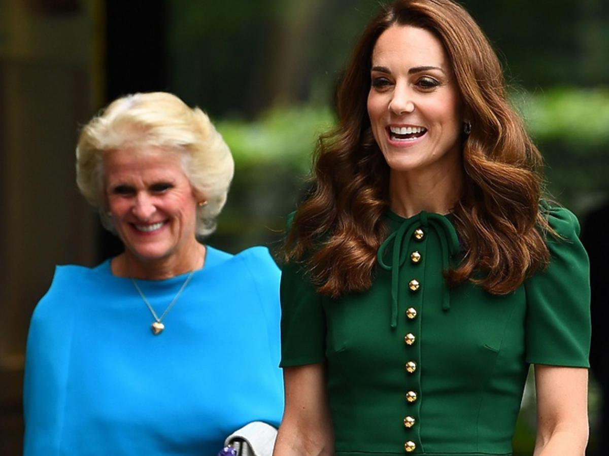 Księżna Kate w ciąży na Wimbledonie?