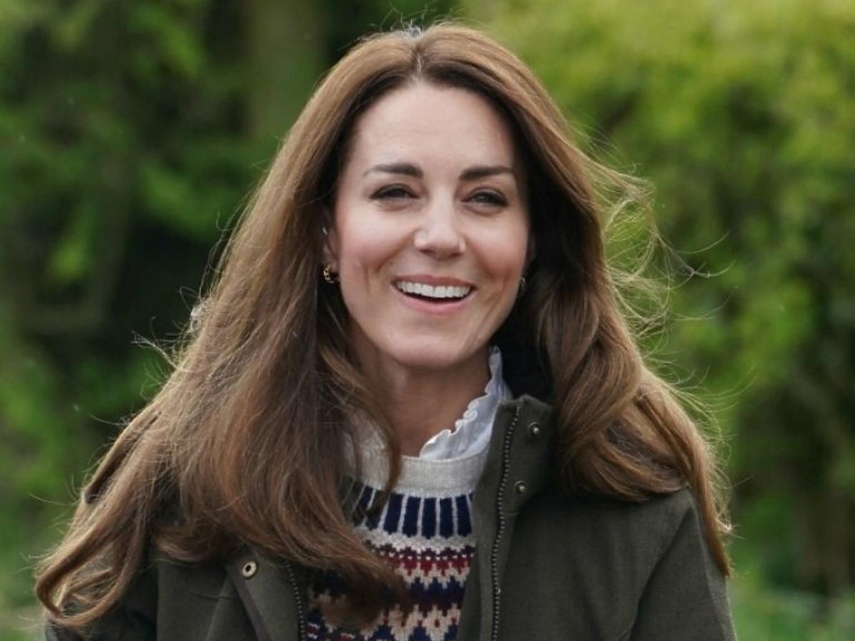 Księżna Kate w codziennej stylizacji na farmie