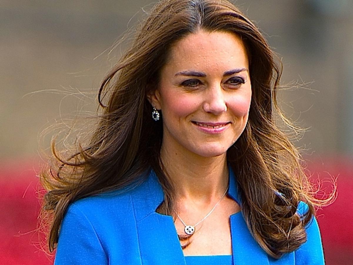 Księżna Kate w drugiej ciąży!