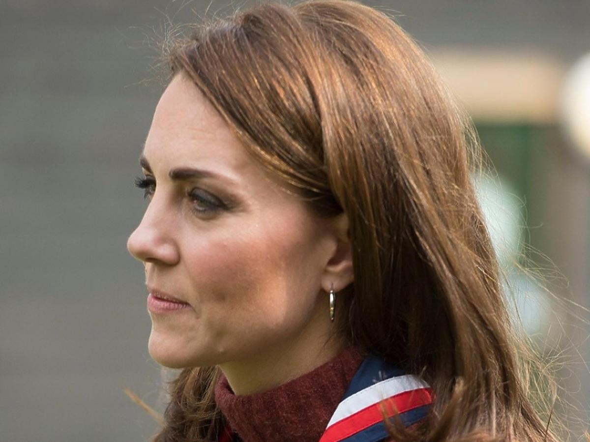 Księżna Kate w golfie