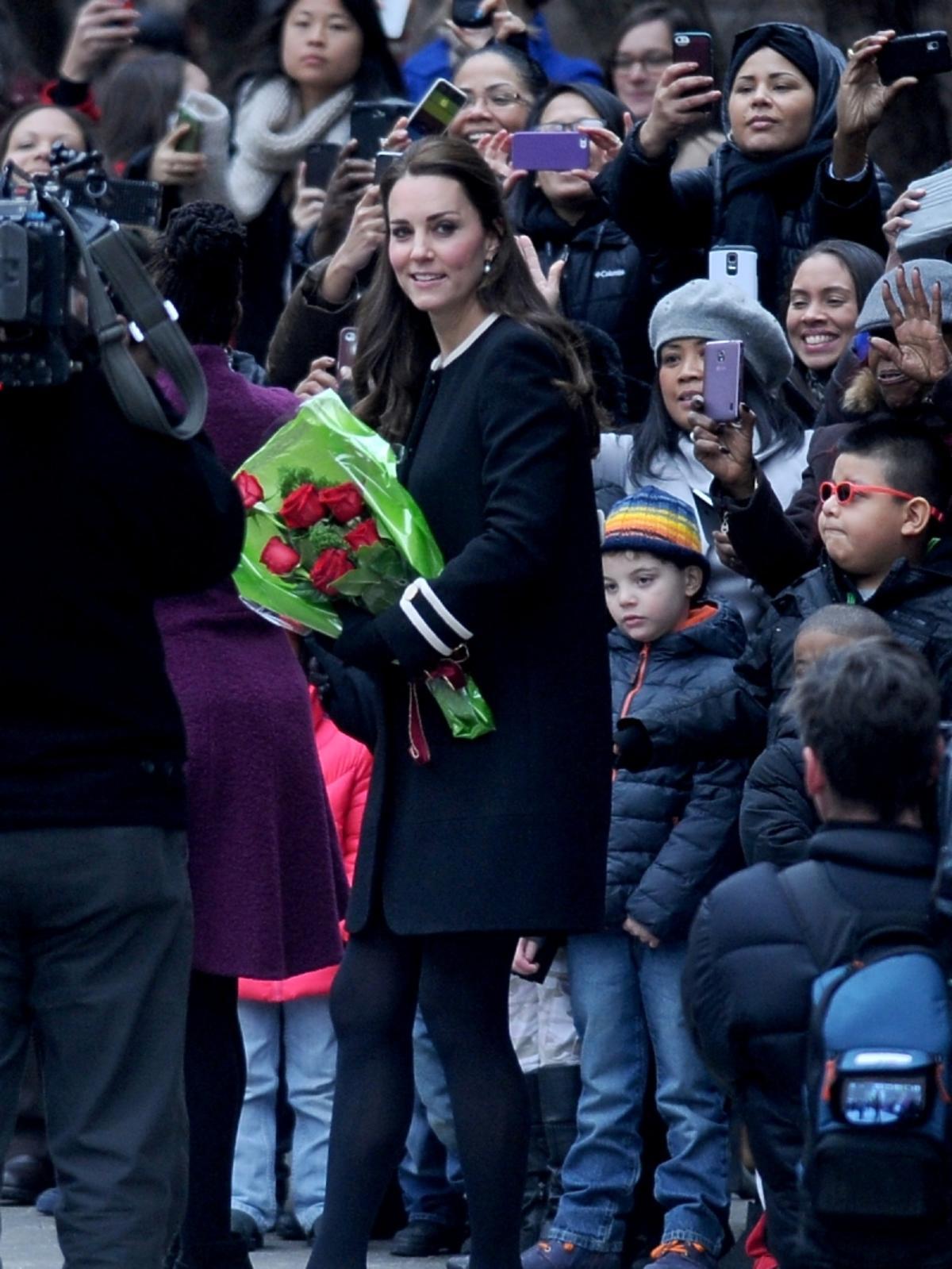 Księżna Kate w Nowym Jorku