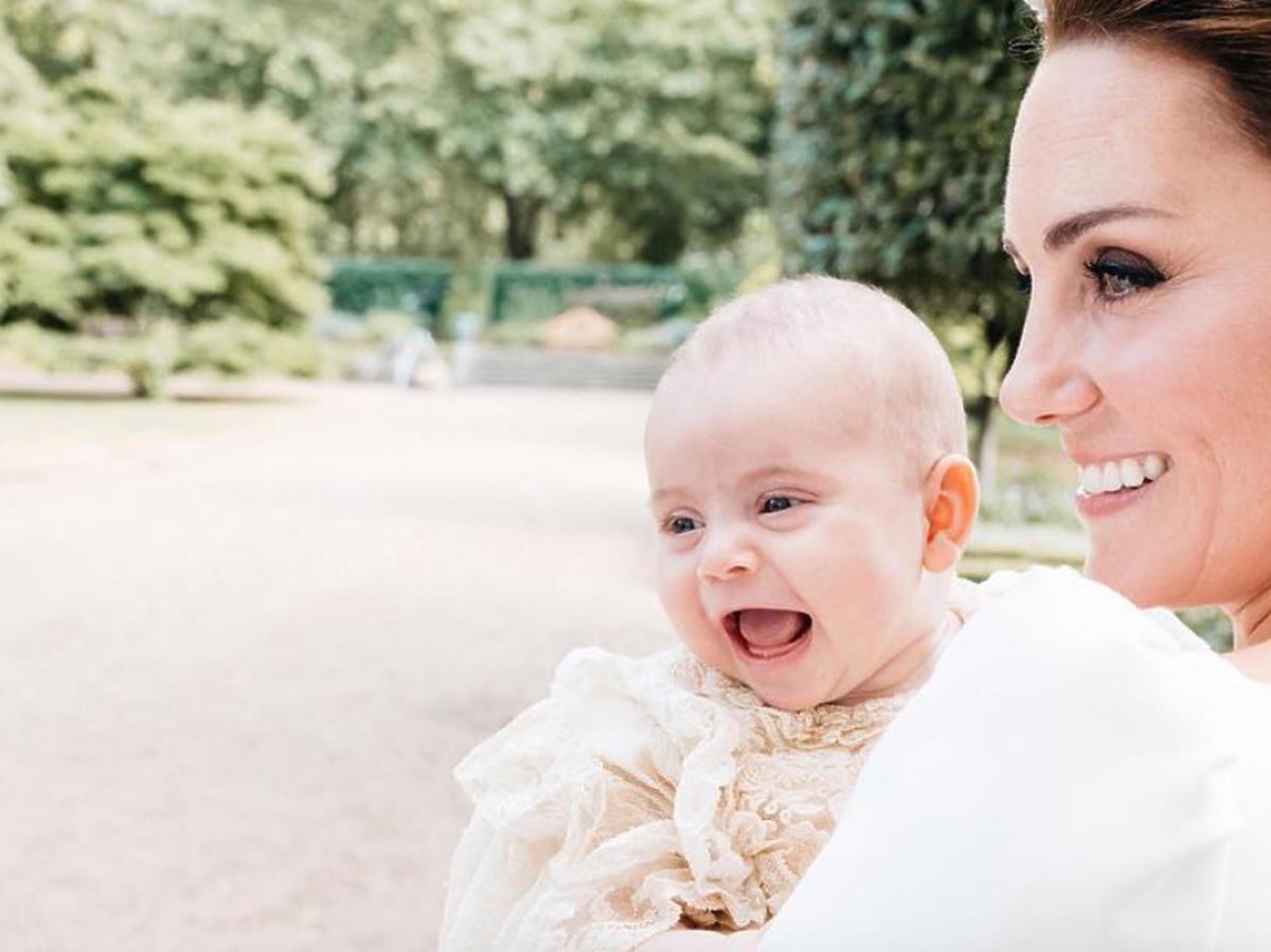 Księżna Kate z Louisem