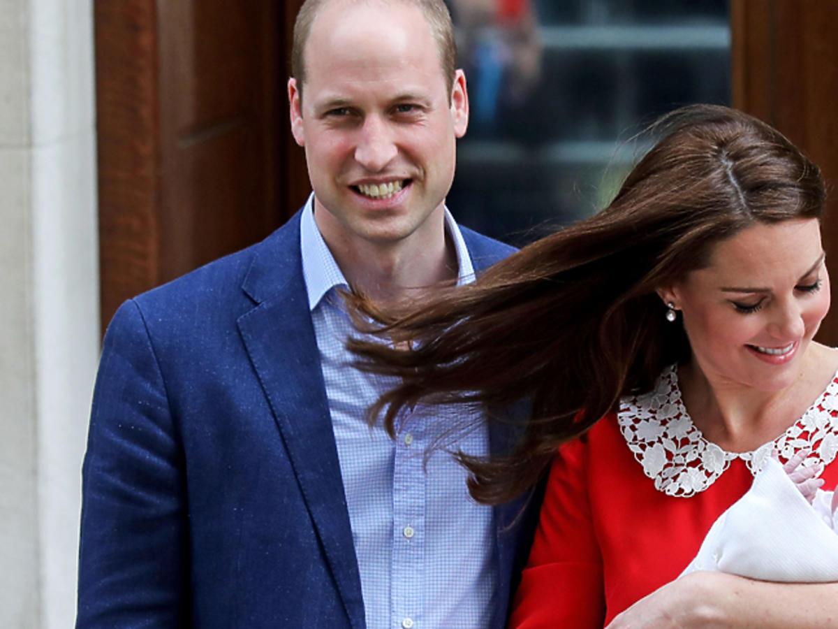 Księżna Kate złamała protokół?!
