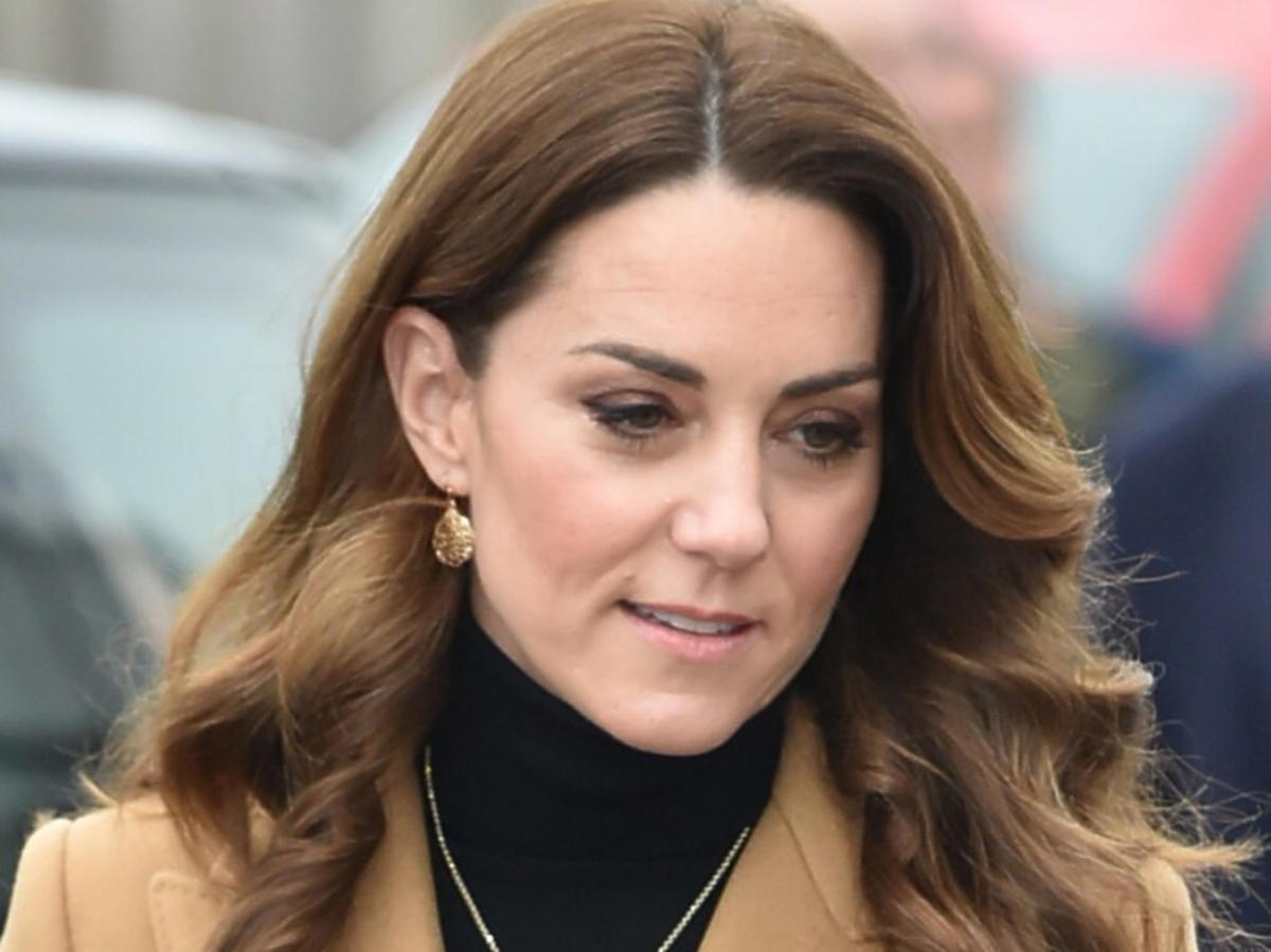 Księżna Kate złote dodatki