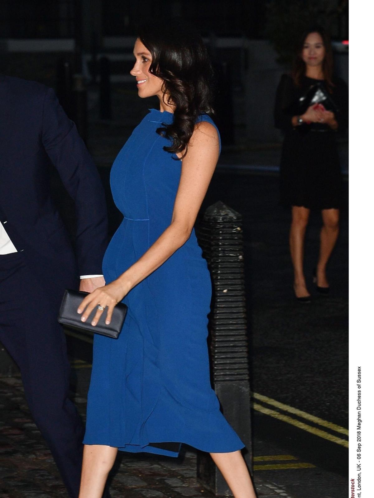 Księżna Meghan w ciąży