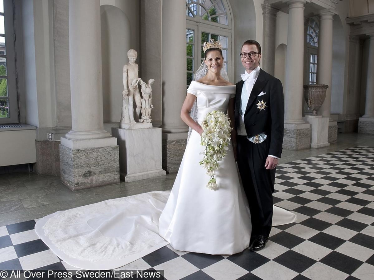 Księżna Wiktoria i Daniel Westling